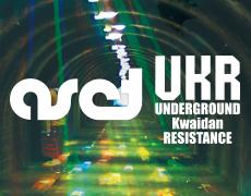 ASET22 × UNDERGROUND Kwaidan RESISTANCE #3