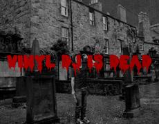 24時間DJ配信「VINYL DJ IS DEAD」